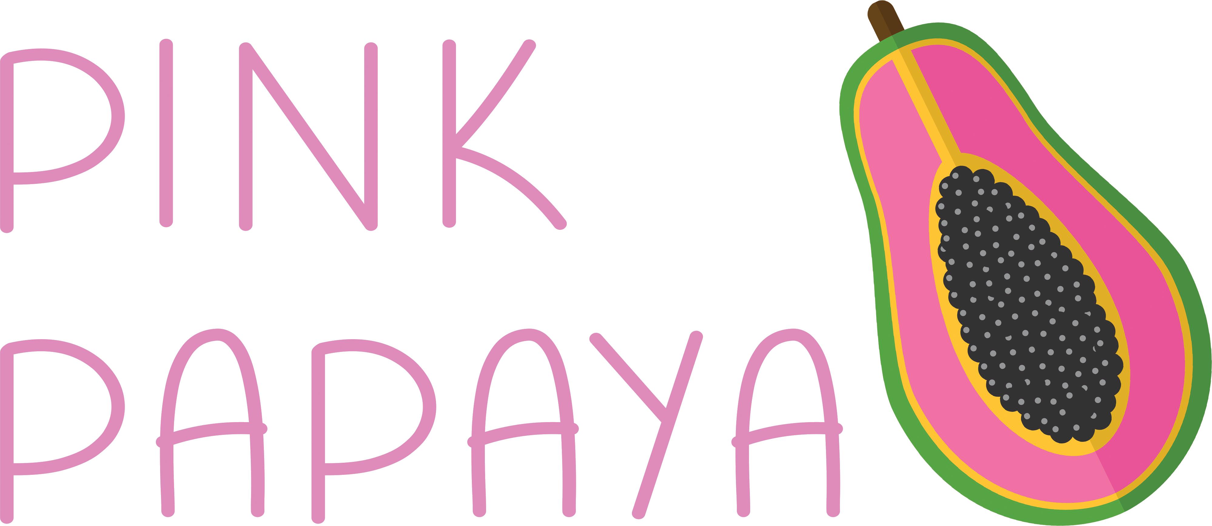 Pink Papaya Brand
